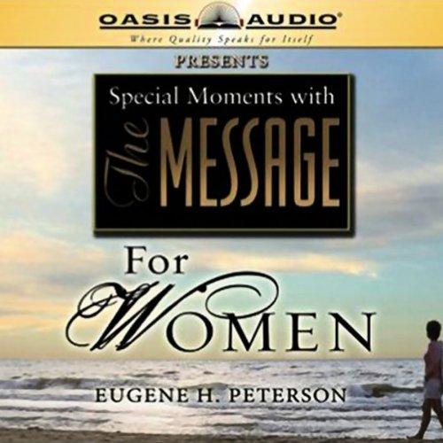 Special Moments with The Message for Women cover art
