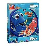 Disney WD17196 Pixar Finding Dory - Reloj de Pared