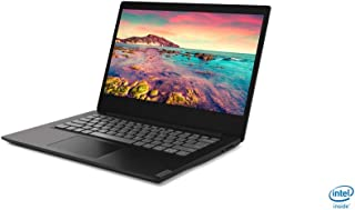 Lenovo S145 - 81VB0016AX 14 Inch LED Laptop - Intel i3-7020U 2.3 GHz, 4 GB RAM, 128 GB SSD, Windows 10 - Granite Black