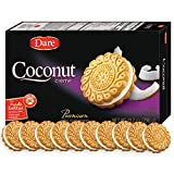 These coconut crème cookies are made with real coconut and no artificial flavors, creating a delicious and satisfying treat! Eat these decadent coconut crème sandwich cookies to escape to a tropical paradise after a meal or for a snack. 0 grams of tr...