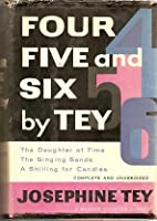 Four, Five and Six 0024820407 Book Cover