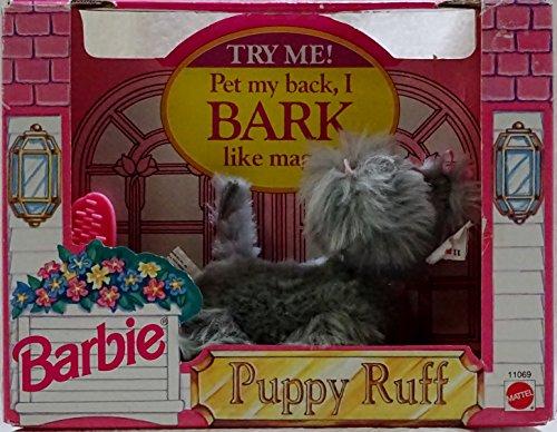 Barbie Puppy Ruff Dog Vintage 1993