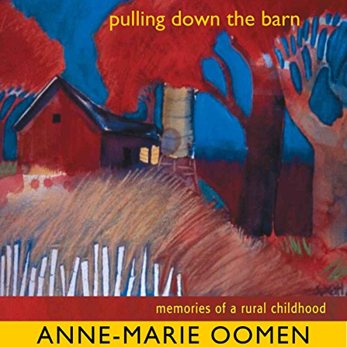 Pulling Down the Barn audiobook cover art