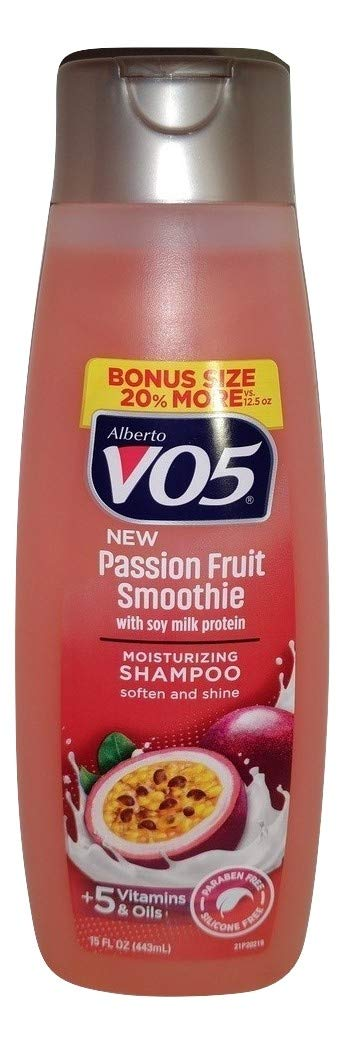 V05 Passion Fruit Smoothie with Soy Milk Protein Shampoo