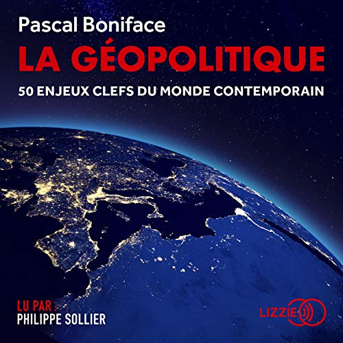 La géopolitique cover art