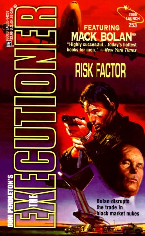 Download Risk Factor (The Executioner #253) (The Executioner, 253) 0373642539