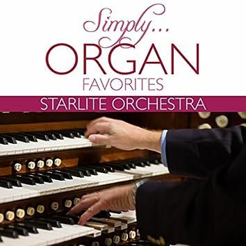 Simply¿Organ Favorites