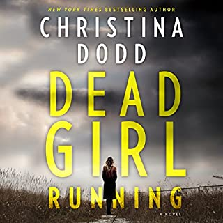 Dead Girl Running audiobook cover art