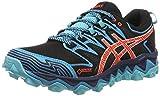 ASICS Gel-Fujitrabuco 7 G-TX, Chaussures de Running Femme, Noir (Black/Aquarium 002), 38 EU