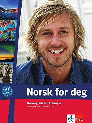Norsk for deg: Norwegisch für Anfänger. Lehrbuch + 2 Audio-CDs (Norsk for deg neu: Norwegisch für Anfänger)