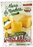 Marie Callender's Cornbread Mix, Honey Butter, 16oz Pouch (Pack of 3)