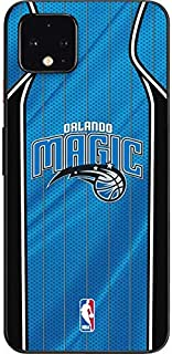 Skinit Decal Phone Skin for Google Pixel 4 - Officially Licensed NBA Orlando Magic Jersey Design