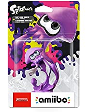 Amiibo Calamaro Inkling Viola Neon, Splatoon Collection