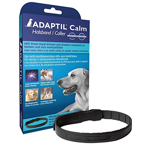 ADAPTIL Calm Halsband, für mittelgroße-große Hunde, Halsumfang bis 62,5 cm