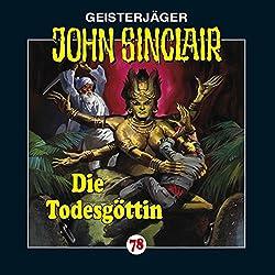 John Sinclair die Todesgöttin Hörspiel kaufen