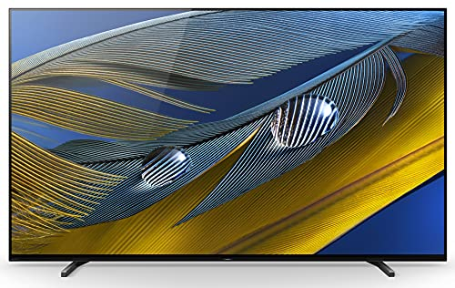 Sony Bravia 139 cm (55 inches) XR series 4K Ultra HD Smart OLED Google TV XR-55A80J (Black) (2021 Model) | with Alexa Compatibility