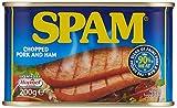 SPAM Copped Pork and Ham 200g