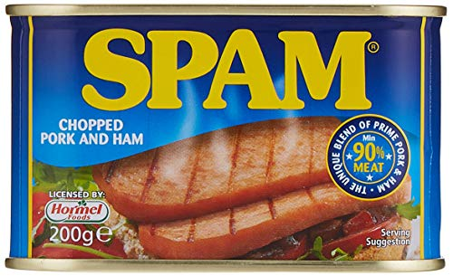 SPAM Copped Pork and Ham 200g