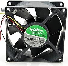 NIDEC TA350DC M34789-57 9cm 90mm x 38mm 12V 1.0A 3Wire Strong Wind Server Cooling Fan
