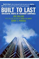 Built To Last: Successful Habits of Visionary Companies by Collins James Porras Jerry Collins Jim (2005) Hardcover ハードカバー