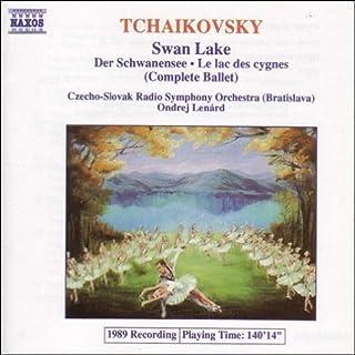 チャイコフスキー:バレエ音楽「白鳥の湖」Op.20(全曲盤)