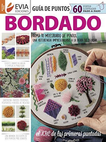 BORDADO: guía de puntos (BORDADO guía de puntos) (Spanish Edition)