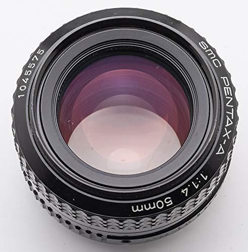 Pentax SMC A 1.4 50mm 50 mm Asahi PK