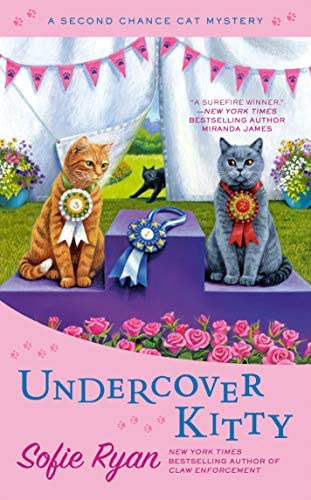Undercover Kitty Second Chance Cat Mystery Book 8 product image