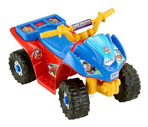 Power Wheels PAW Patrol Lil' Quad