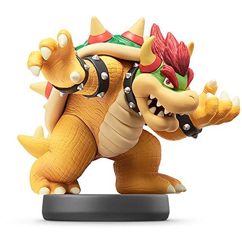 Amiibo Koopa / Bowser - Super Smash Bros. series Ver. [Wii U][Japanische Importspiele]