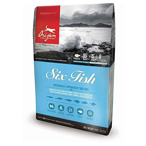 Orijen Six Fish Dog Whole Prey - 2 kg