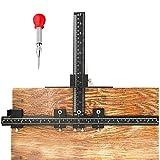 King&Charles Cabinet Hardware Jig, Aluminum Alloy Cabinet Handle Jig -...