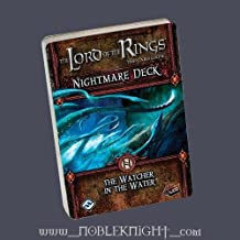 Lord of the Rings LCG: Watcher in the Water Nightmare Deck