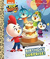 Birthday Surprise! (Top Wing) (Little Golden Book)