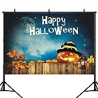 ハッピーハロウィンの写真の背景ゴーストキャッスルバットの写真の背景カボチャランタンの写真のブースの装飾の背景写真の背景フォトギャラリーの小道具の写真の小道具の子の写真