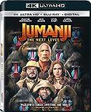 Jumanji: The Next Level [4K Ultra HD + Blu-ray + Digital]
