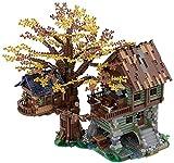 3286 PCS Bloque de construcción Classic Remote Tree House, Rompecabezas Técnica Técnica Super Racing RC Kit, Modelo Bloques de construcción compatible con, Ladrillos de juguete para adulto o niño kyma