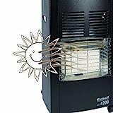 Einhell KGH 4200 Keramik Gasheizer (4200 Watt, inkl. Gasdruckregler) - 6