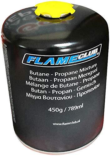 Flameclub Butan-Gas-Kartusche für...