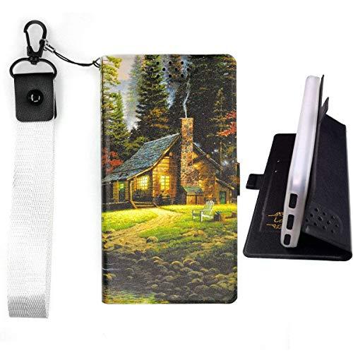 Lovewlb Hülle für Energizer Powermax P16k Pro Hülle Flip PU-Leder + Silikon Cover Case Fest Home