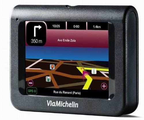 Viamichelin X-960 Navegador GPS, 3.5  pulgadas