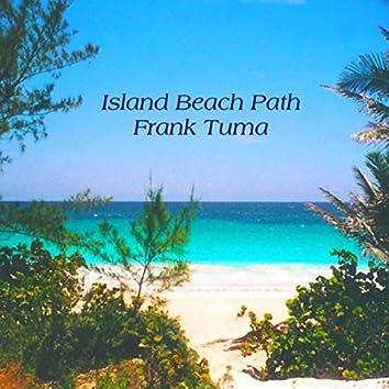 Island Beach Path