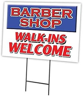 Barber Shop Walk-INS Welcome 12