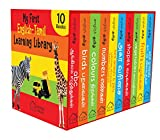 My First English - Tamil Learning Library : Boxset of 10 English Tamil Board Books