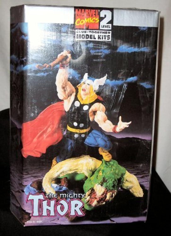 promocionales de incentivo Thor Marvel Comics Model Model Model Kit by Mitros Juguetes  en linea