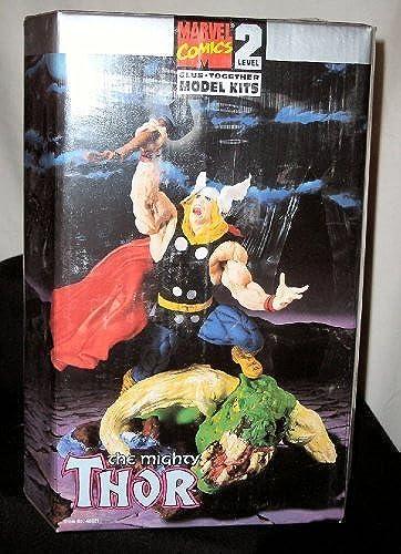 Thor Marvel Comics Model Kit by Mitros Toys