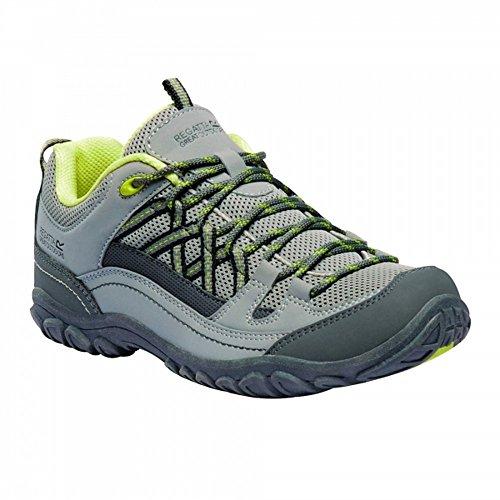 Regatta Lady Edgepoint II Hiking Boot, Zapatillas de Senderismo para Mujer, Gris...