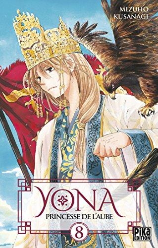 Yona, Princesse de l'Aube T08