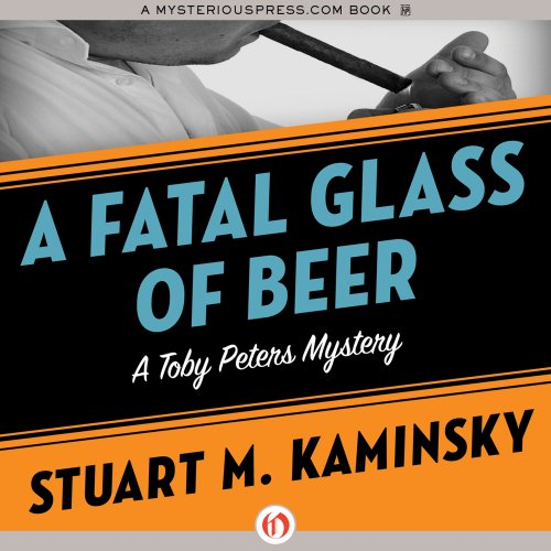 A Fatal Glass of Beer audiobook cover art
