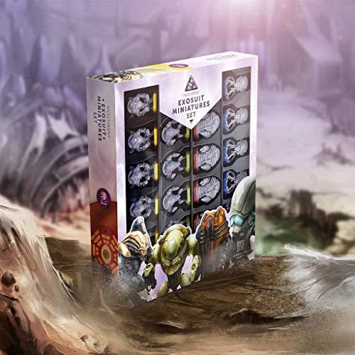 Mindclash Games- Accesorios: (AN10)